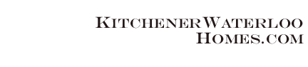 kitchener waterloo homes logo